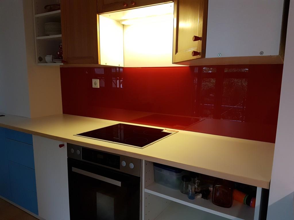 Küchenrückwände von Ihrem Glaser und Glaserei Glastechnik-Berlin.